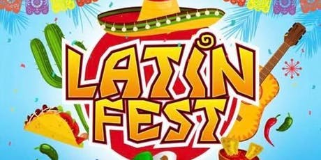 1st Berks County annual Latin Fest  tickets