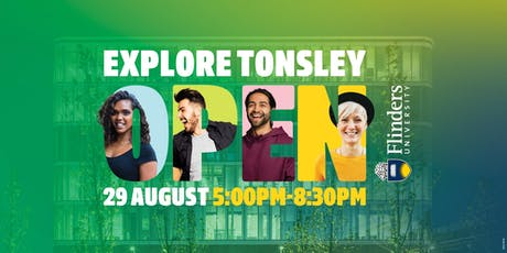 Explore Flinders at Tonsley tickets