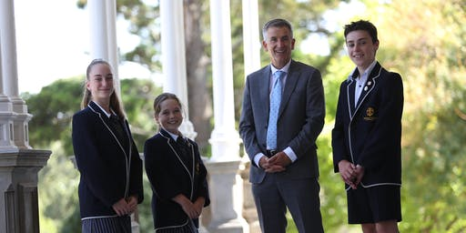Salesian College Sunbury, September Tour