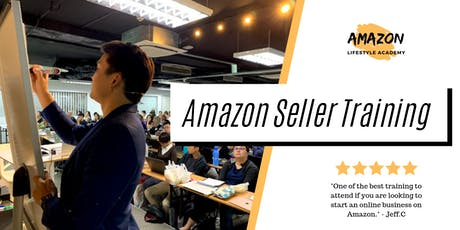 [FREE] How To Sell On Amazon - Amazon Lifestyle Academy tickets