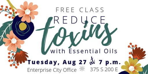 Reduce Toxins Using Essential Oils