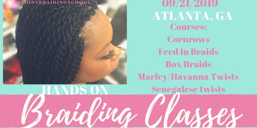 Zion's Braiding Class Atlanta