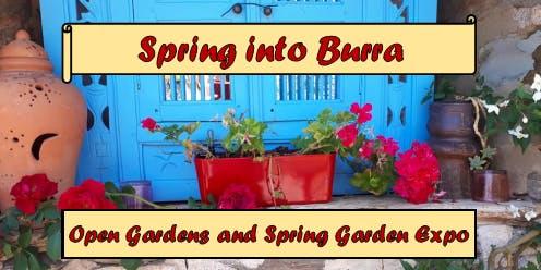 Burra Open Gardens and Expo
