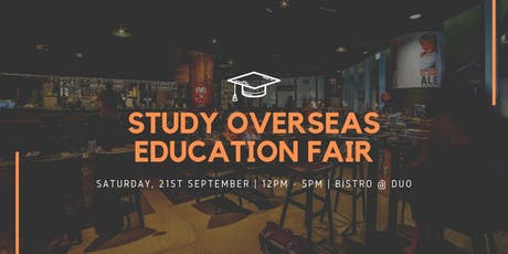 Overseas Education Fair 2019 tickets