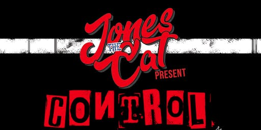"Jones the Cat Presents ""Control"""
