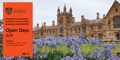 The University of Sydney Open Day - Surabaya