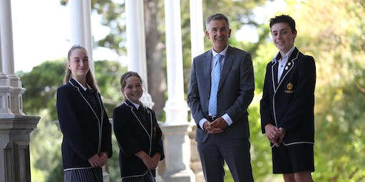 Salesian College Sunbury, November Tour