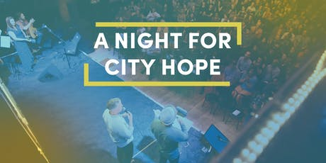 A Night for City Hope  tickets