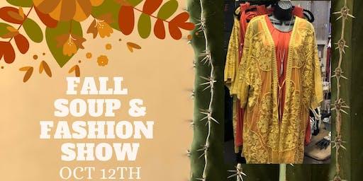Fall Soup & Fashion Show