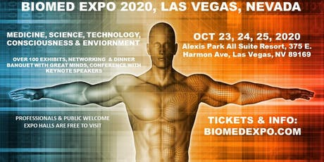 BIOMED EXPO 2020 tickets