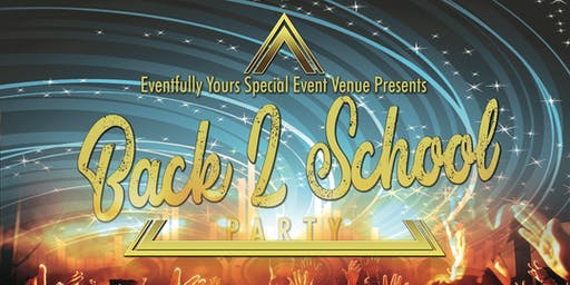 Eventfully Yours Presents BISD Back to School Party
