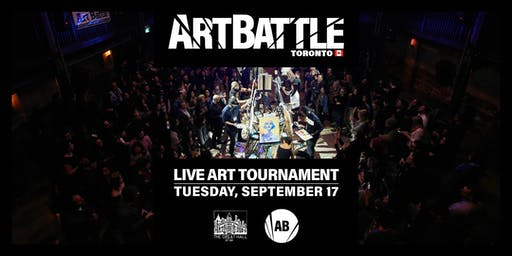 Art Battle Toronto - September 17, 2019