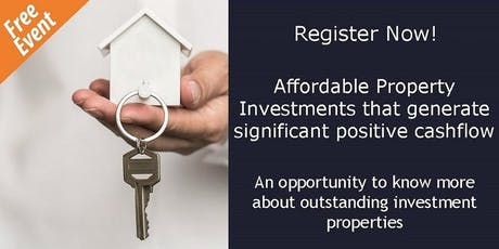 Silverhall's Free Property Investment Event tickets