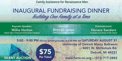FARM Inaugural Fundraising Dinner