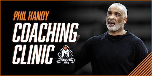 Phil Handy Coaching Clinic