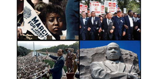 """Dr. Martin Luther King, Jr. & The """"I Have a Dream"""" Speech Walking Tour"""