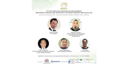 The 30th Investor Gathering Bizcom Indonesia