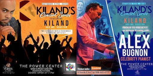 Kiland's Concert Series presents Alex Bugnon!