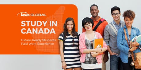 Study in Canada – find out how at the 57th World Education Fair Canada tickets