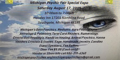 Michigan Psychic Fair tickets