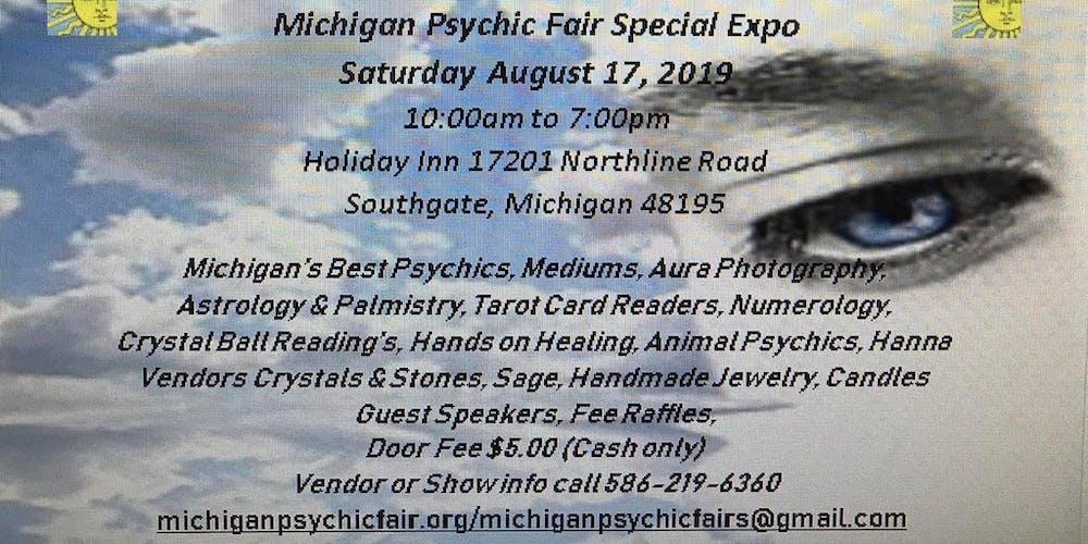 Michigan Psychic Fair
