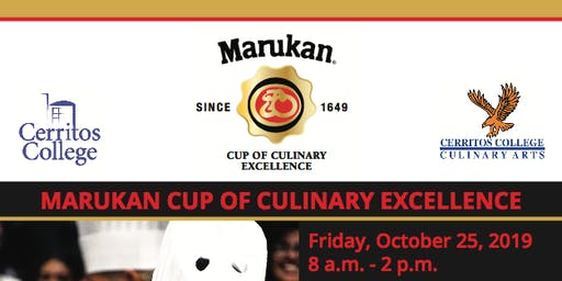 6th ANNUAL MARUKAN CUP OF CULINARY EXCELLENCE