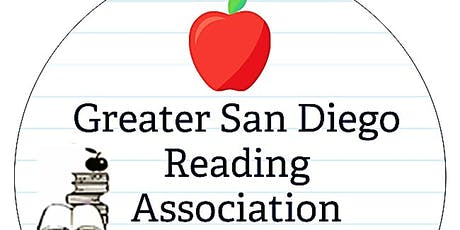Greater San Diego Reading Association Fall Literacy Conference, 2019!  tickets