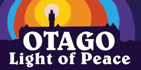 Otago Light of Peace tickets