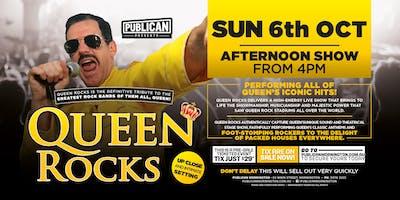 Queen Rocks LIVE at Publican, Mornington!