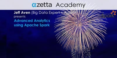 Advanced Analytics Using Apache Spark - Sydney
