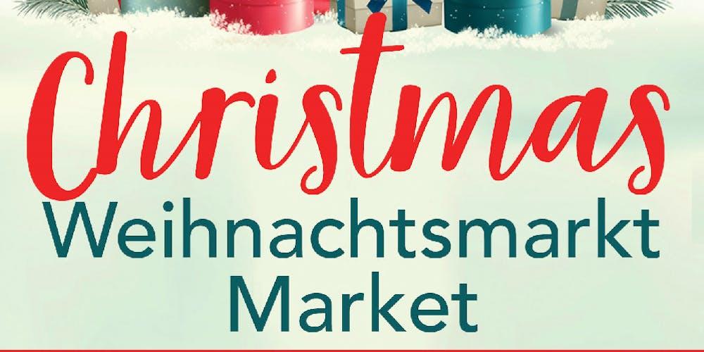 Weihnachtsmarkt I.German Christmas Market Weihnachtsmarkt Tickets Sun 24 11 2019 At