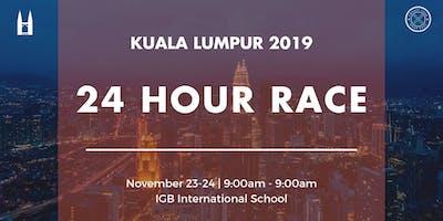 Kuala Lumpur 24 Hour Race 2019