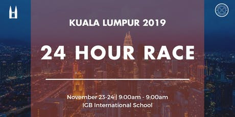 Kuala Lumpur 24 Hour Race 2019 tickets