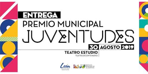 Premio Municipal Juventudes 2019