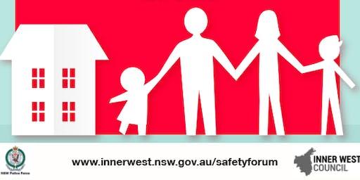 Inner West Safety Forum