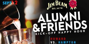 Black Alumni Welcome Happy Hour (Chicago Football...