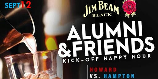 Black Alumni Welcome Happy Hour (Chicago Football Classic)