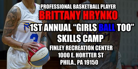 Brittany Hrynko Skills camp tickets