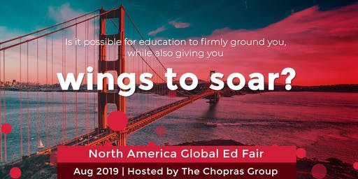 North America Global Ed Fair 2019 in Chennai