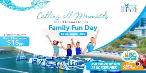 Mermaid Family Fun Day
