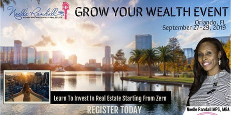 Grow Your Wealth ~ Women in Real Estate tickets