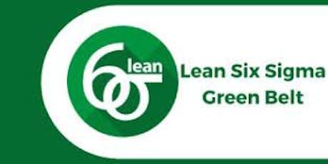 Lean Six Sigma Green Belt 3 Days Virtual Live Training in Markham tickets