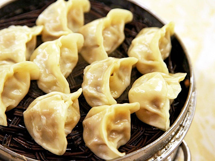 Baozi and Steamed Dumpling Cooking Class image