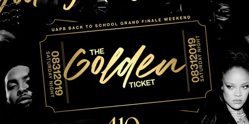 The Golden Ticket: Young + Fly + Sexy