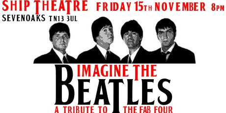 Imagine The BEATLES tickets