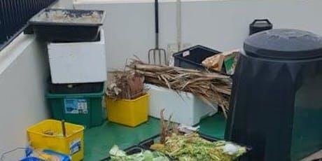 Composting  and Bokashi Composting Workshop tickets