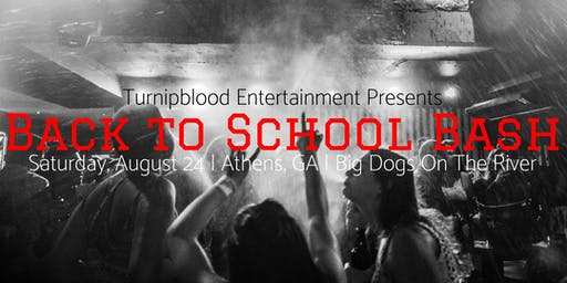 Back to School Bash, with the Unlikely Candidates & Hedonistas