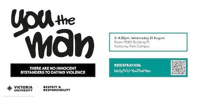 You the Man: creating a safer VU community