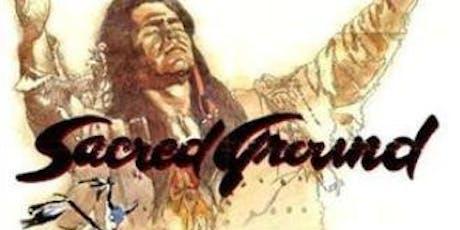 Free Film - On Sacred Ground tickets