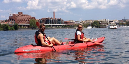 Kayaking on the Potomac River   25 Points   Sign up Extended Sep. 16 -18